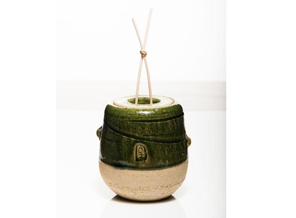 Tea Caddy One Geoffrey Healy Pottery