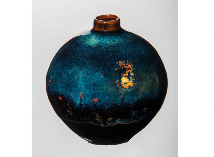 Bottle One Geoffrey Healy Pottery