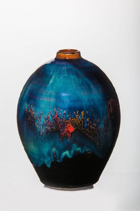 Geoffrey Healy Vase
