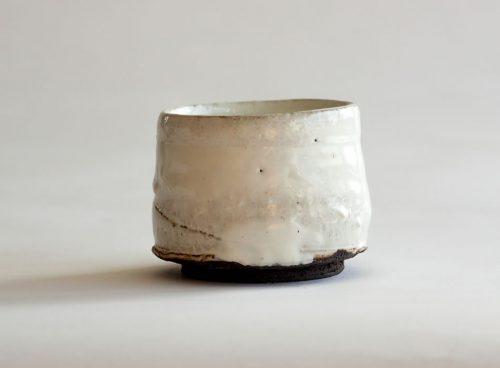 Tea Bowl Five | Geoffrey Healy Handcrafted Irish Pottery