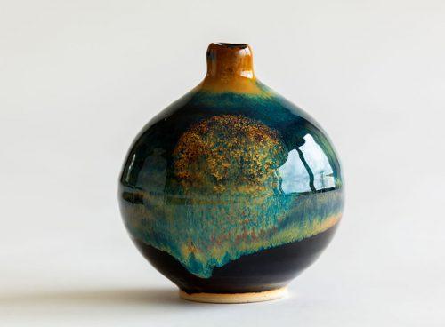 Bud Vase One | Geoffrey Healy Pottery Wicklow